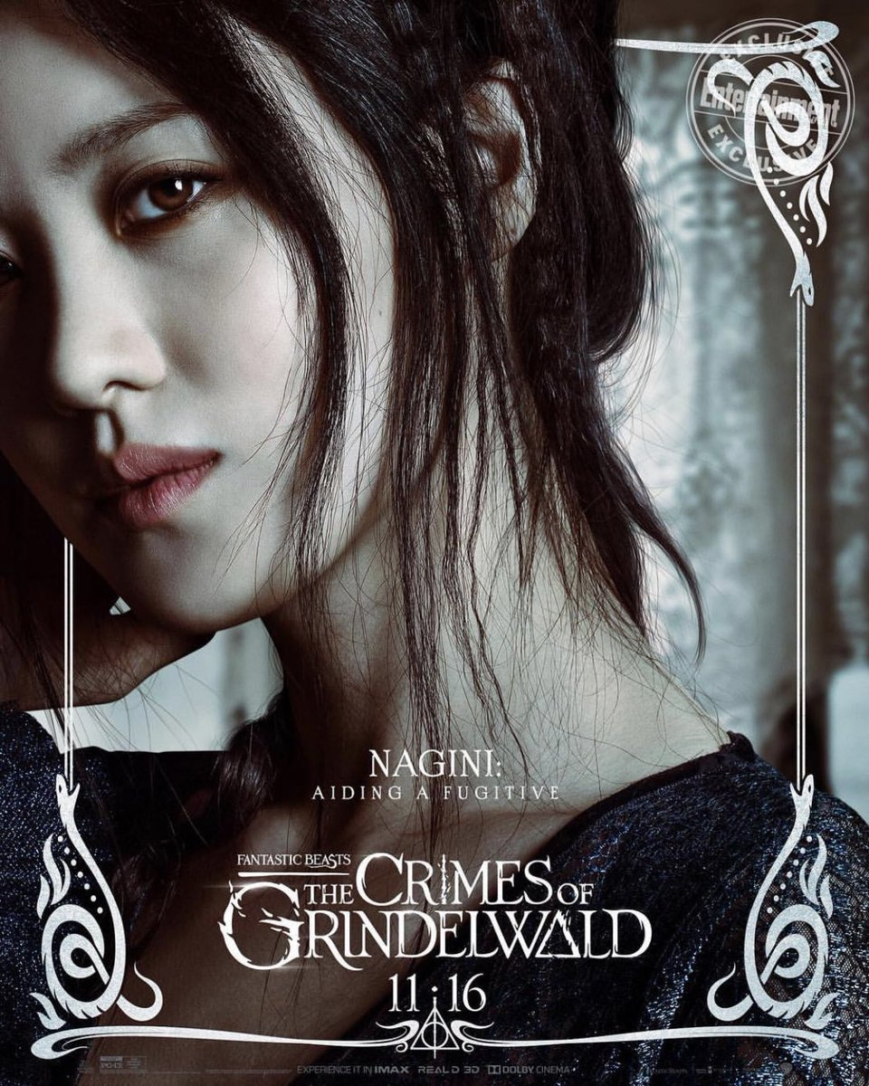Animais Fantásticos: Os Crimes de Grindelwald trará de volta Nagini
