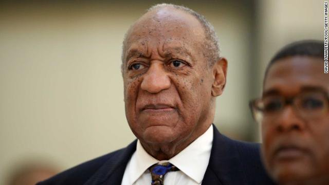 Bill Cosby arrives at a Pennsylvania court where he is expected to be sentenced today in his sexual assault case. Follow live updates: https://t.co/ZdHvogvJPg