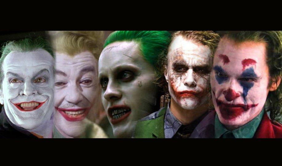 Potret Joker: Penjahat Terbaik Tanpa Perasaan dari Masa ke Masa https://t.co/pG7jMHxhPk via @detikhot https://t.co/1cbi9eVg9z