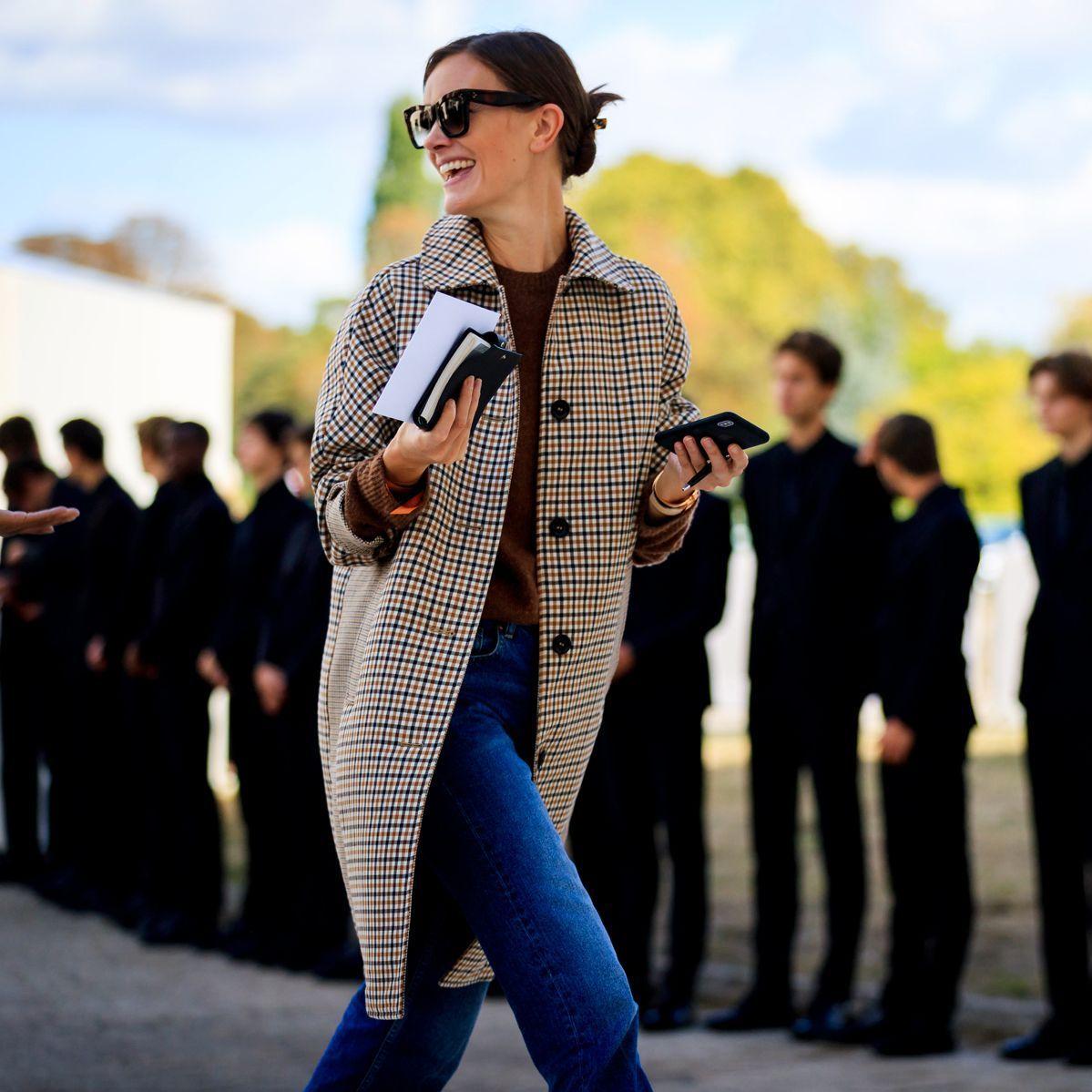 Street style Paris : les plus beaux looks repérés à la Fashion Week https://t.co/mEoLvC2pT1