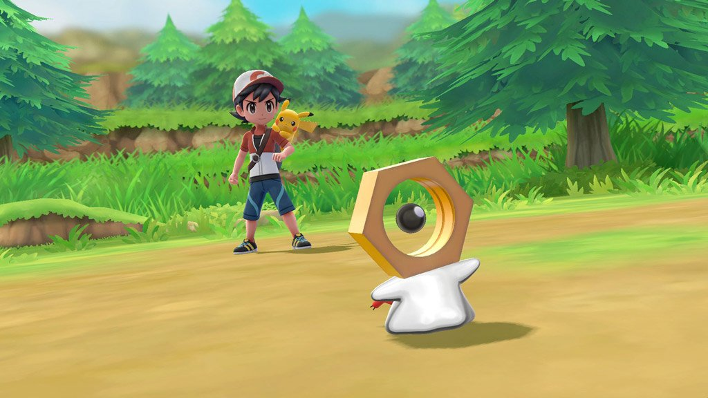 Pokémon On Twitter Leading The Way In Meltan Research Are Our