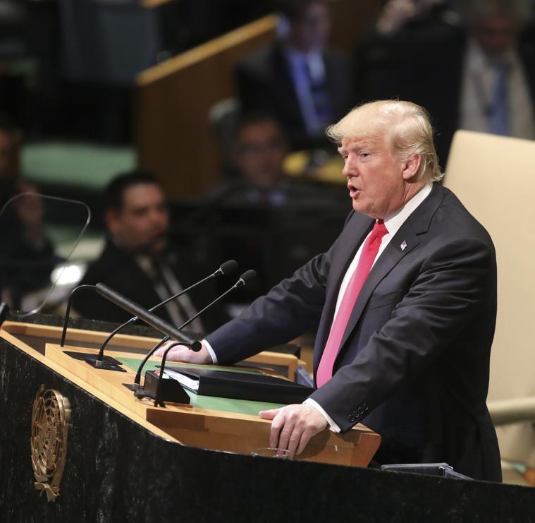 Onu, Trump attacca l'Opec e minaccia nuove sanzioni all'Iran https://t.co/roB6j0iiGw