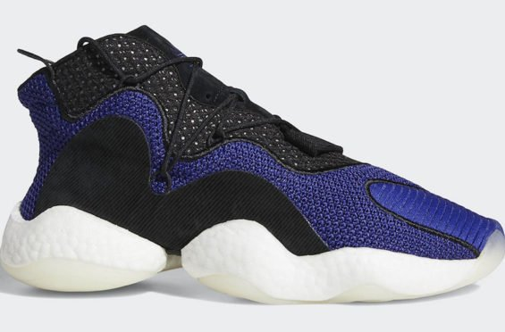 Official Look At The adidas Crazy BYW Real Purple - https://t.co/JcA4EVKB39 https://t.co/0RcHQFuwzq