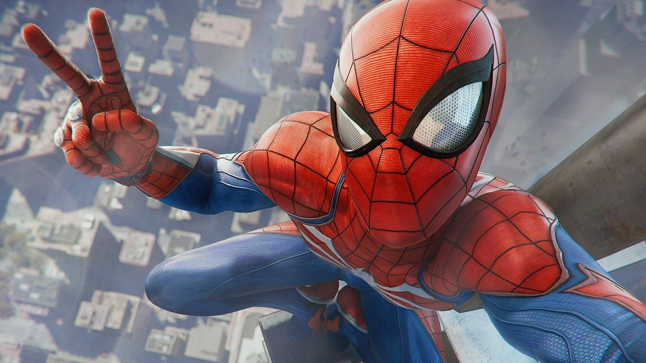 The creative director at Marvel Games says that Spider-Man is just the beginning.  https://t.co/57Xn2MISjl https://t.co/7B8Su20NhA