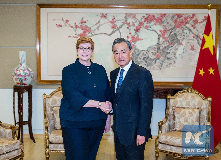 Chinese, Australian FMs hope bilateral ties will return to normal. China, Australia have no conflicts of interest over South Pacific affairs, Chinese FM says https://t.co/ArMREYJyFw