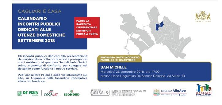 San Michele Data Calendario.Claudia Medda On Twitter Cagliariportaaporta Incontro