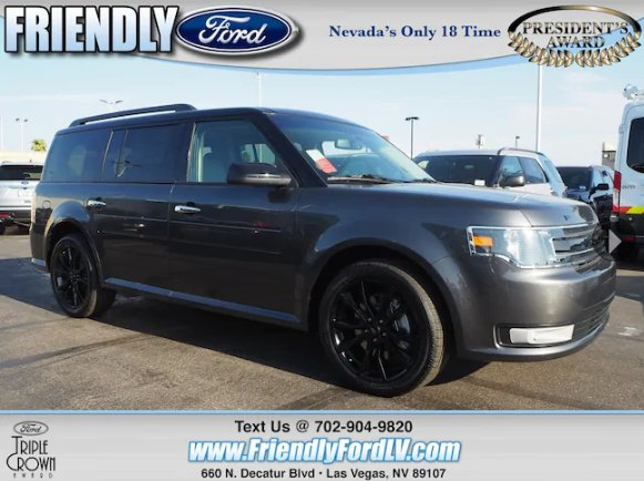 Friendly Ford Las Vegas >> Friendly Ford Lv On Twitter This 2019 Ford Flex Is Ready
