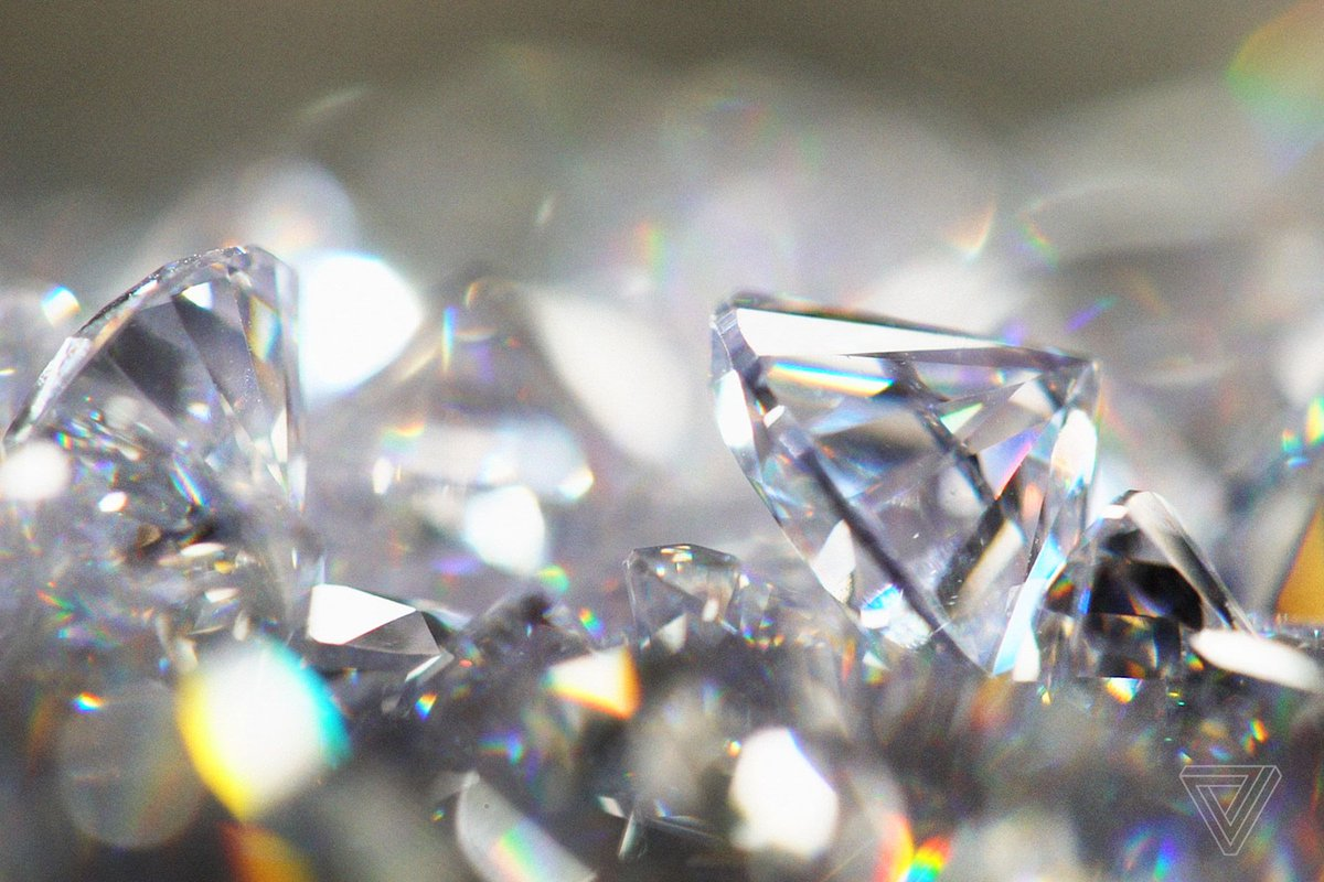 How science could save the diamond industry from itself https://t.co/J6F9DvPpbm