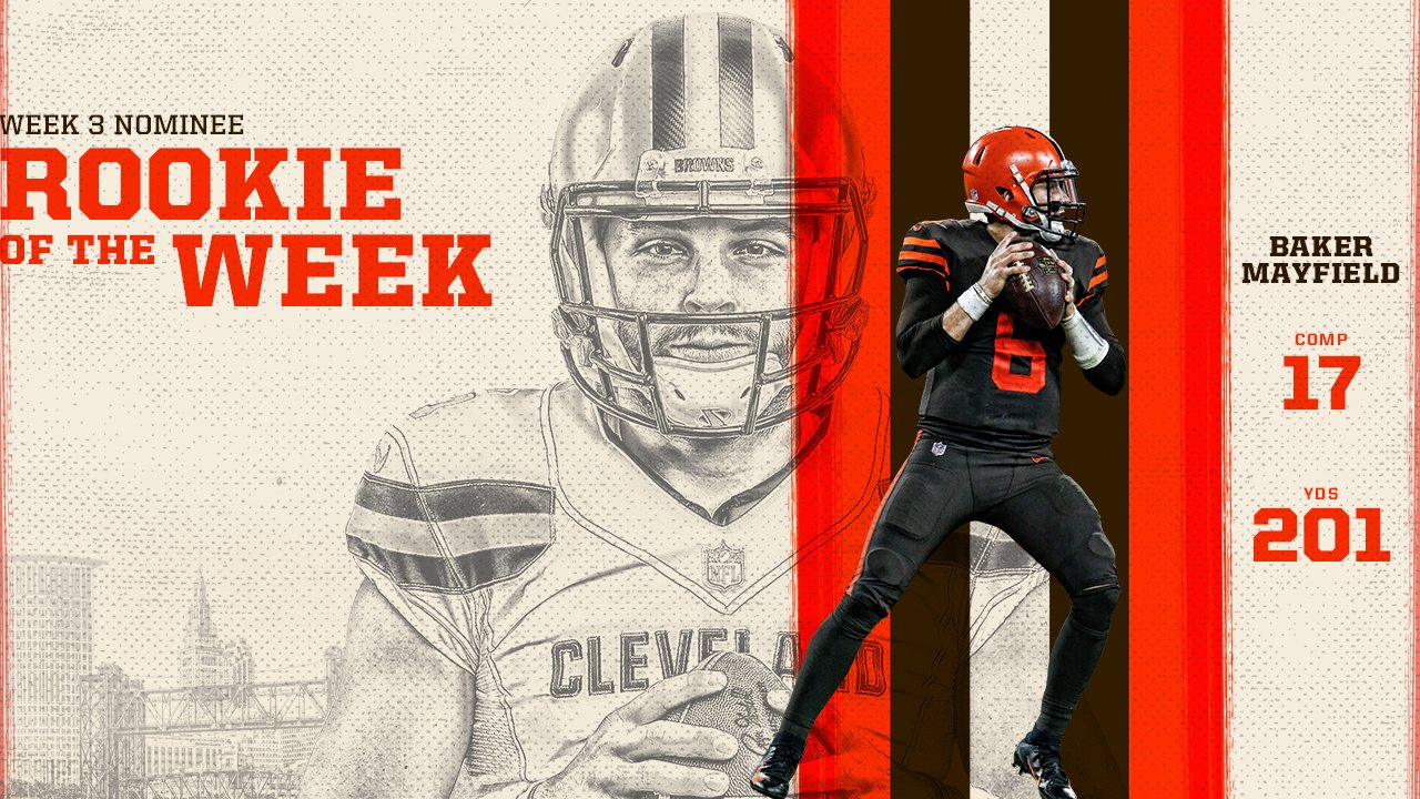 .@bakermayfield is up for @NFL Rookie of the Week!  You know what to do.  VOTE! » https://t.co/dYt5Dv8V4x https://t.co/pNJcAmGFIa