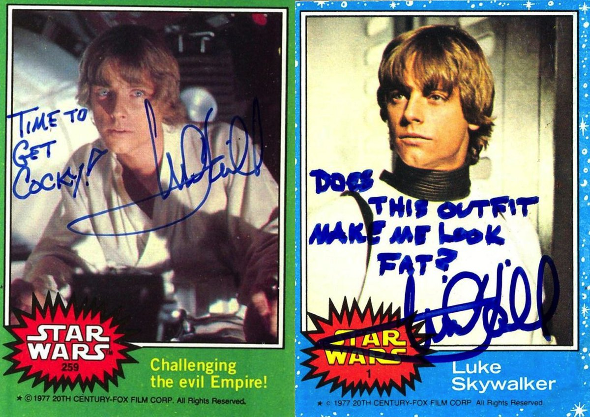 """""""So much of life is what you roll and where you land."""" Happy Birthday @HamillHimself! #StarWars 4/5"""