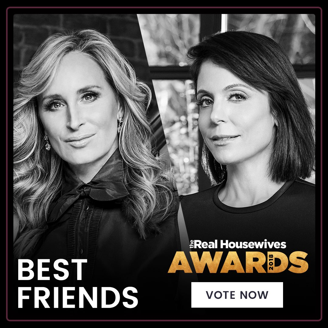 Having the best time with @Bethenny  Hope u have enjoyed us on #rhony #bellylaughs Best medicine #bravotv VOTE here https://t.co/98F8yXwFlZ @bitch_sesh @Realitytea @rhony_bravo @HousewivesFan_@AllCelebPolls @sonjas_yacht @SonjaMTooth
