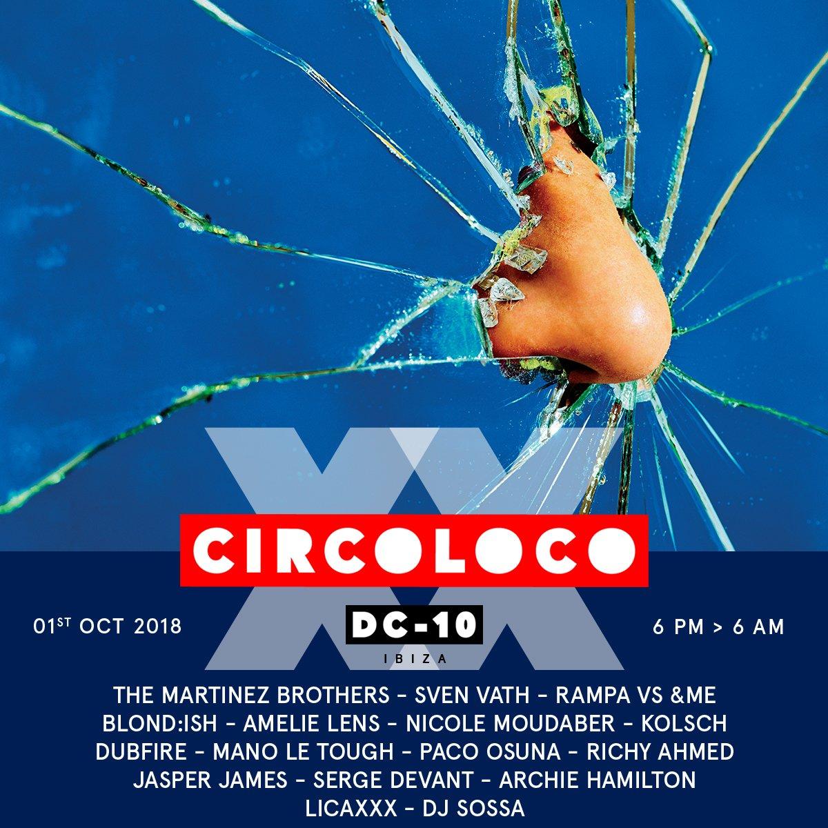 Circoloco - Circoloco Opening Party 2019   Facebook