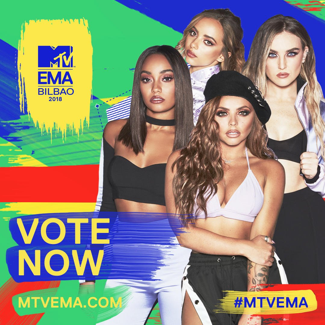 Like this post over on our Instagram page to vote for @LittleMix to be your 2018 #MTVEMA Best UK & Ireland Act Wildcard nominee! >>> https://t.co/D1dSNMDX00