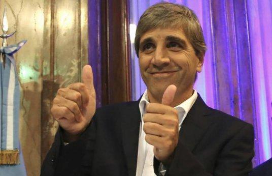 #Argentina Rinuncia il presidente della Banca Centrale, Luis Caputo  https:// www.agenzianova.com/a/5baa41459edb42.45030481/2083735/2018-09-25/argentina-rinuncia-il-presidente-della-banca-centrale-luis-caputo/linked  - Ukustom