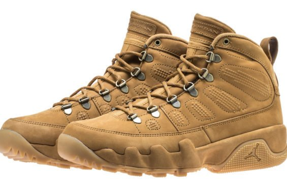 Release Date: Air Jordan 9 Boot Wheat - https://t.co/aryFvcFbPb https://t.co/hCAXgcp7IJ