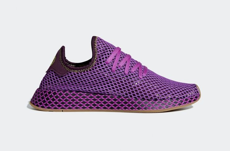 e87738314cd1a Official Look at the Dragon Ball Z x adidas Deerupt