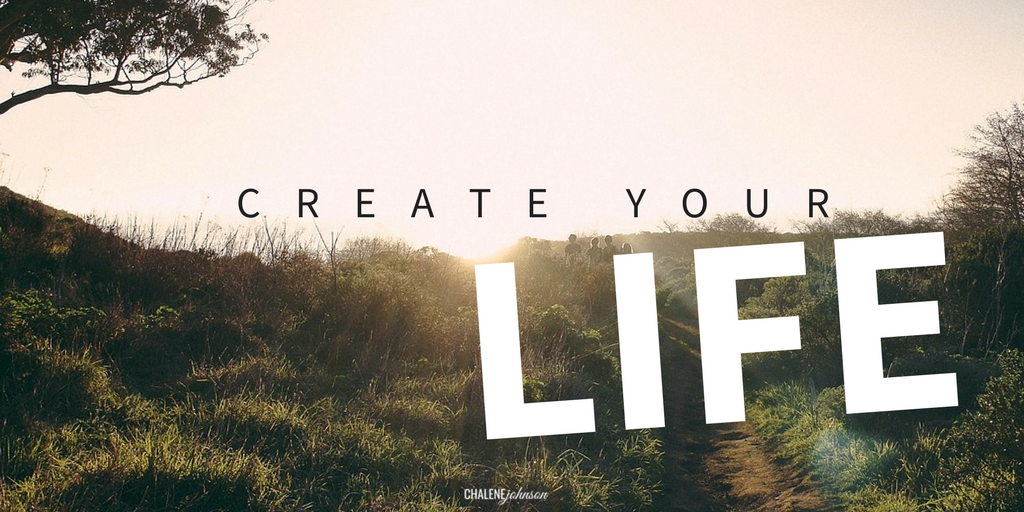 If you want an amazing life, you have to start deciding you have an amazing life.