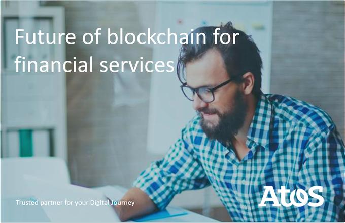 Die Zukunft von #Blockchain in #FinancialServices. Im Blog unseres#Atos IoT & Blockchain-E...
