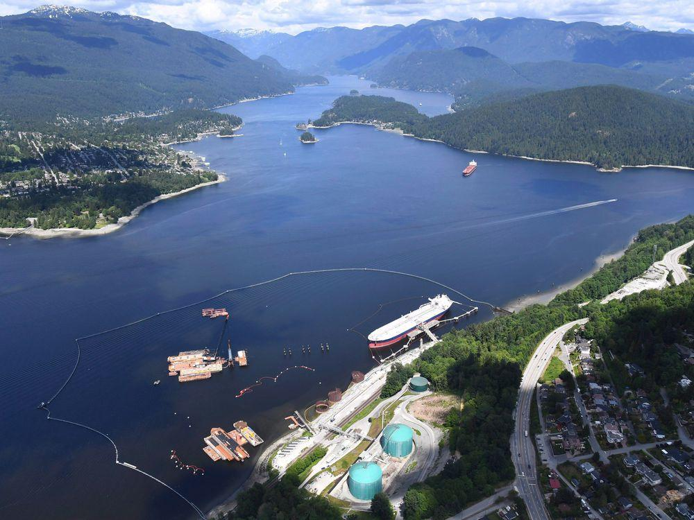 Washington wants Canada to improve spill plan for U.S. spur of Trans Mountain https://t.co/kaBMrjSqIl