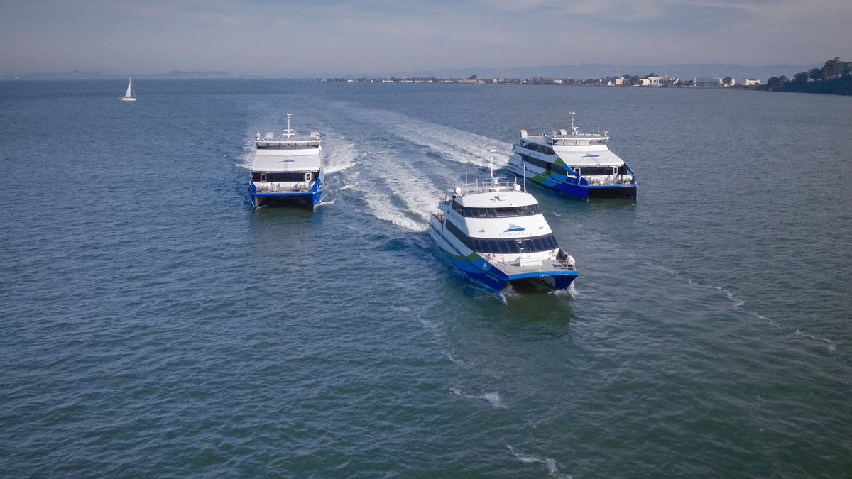 """san francisco bay ferry on twitter: """"we have expanded service"""
