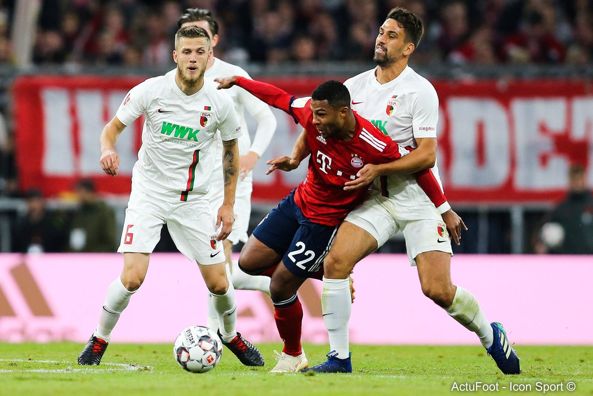 Image result for Bayern Munich 1 - 1 Augsburg