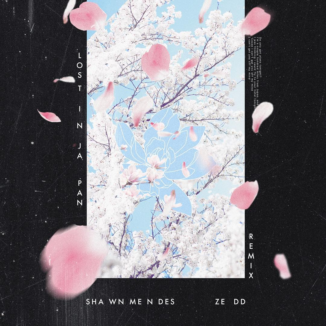 Tomorrow at midnight EST 9/27. @shawnmendes Lost In Japan @Zedd Remix // presave: https://t.co/B2XntqBjw9 https://t.co/9QNGwkGq03