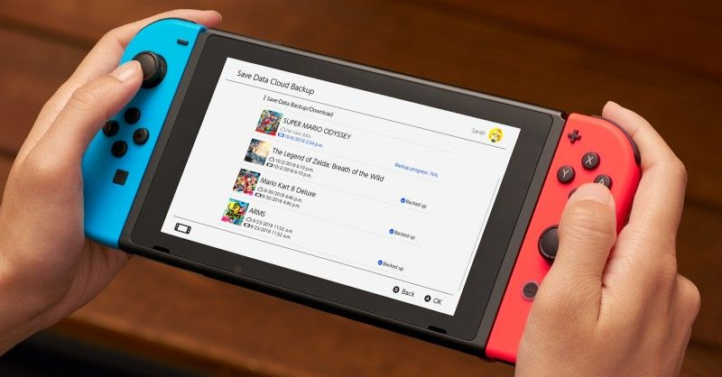 Nintendo Switch Online Will Hold Your Cloud Saves For Six Months After Your Membership Expires https://t.co/cs10dPegLj