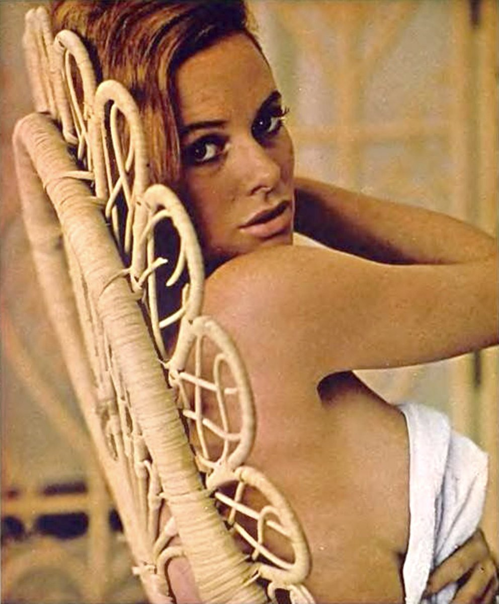 Luciana Paluzzi Nude Photos 81