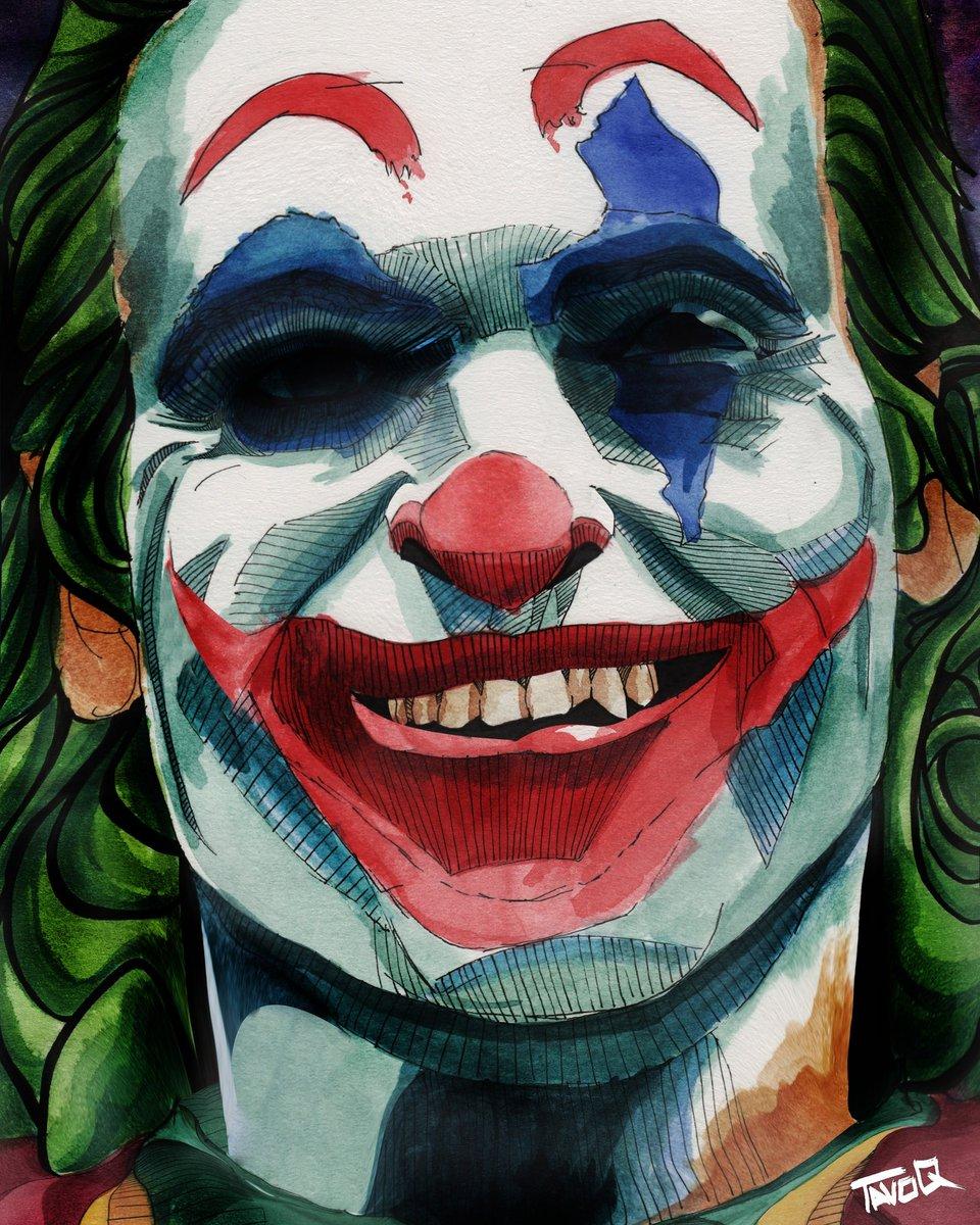 Tavo Quiros Twitter પર Joker Joker Joaquinphoenix