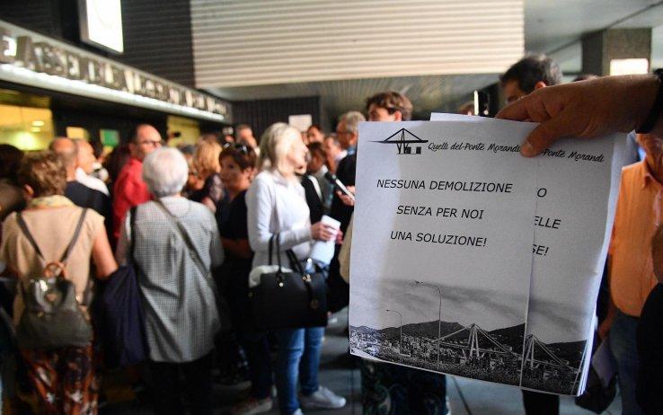 Decreto per #Genova al palo, \