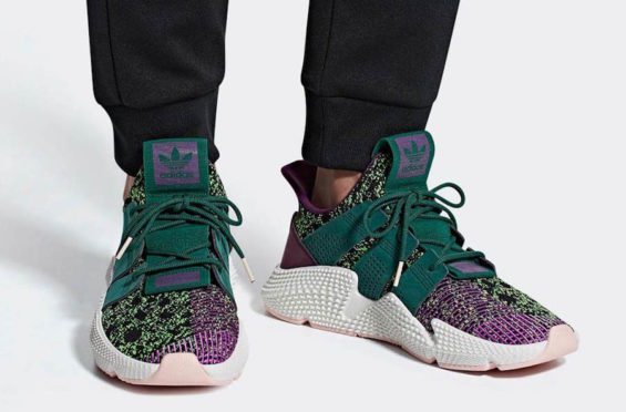 Official Images: Dragon Ball Z x adidas Prophere Cell - https://t.co/p8DwcTePav https://t.co/Il8ruIOgho