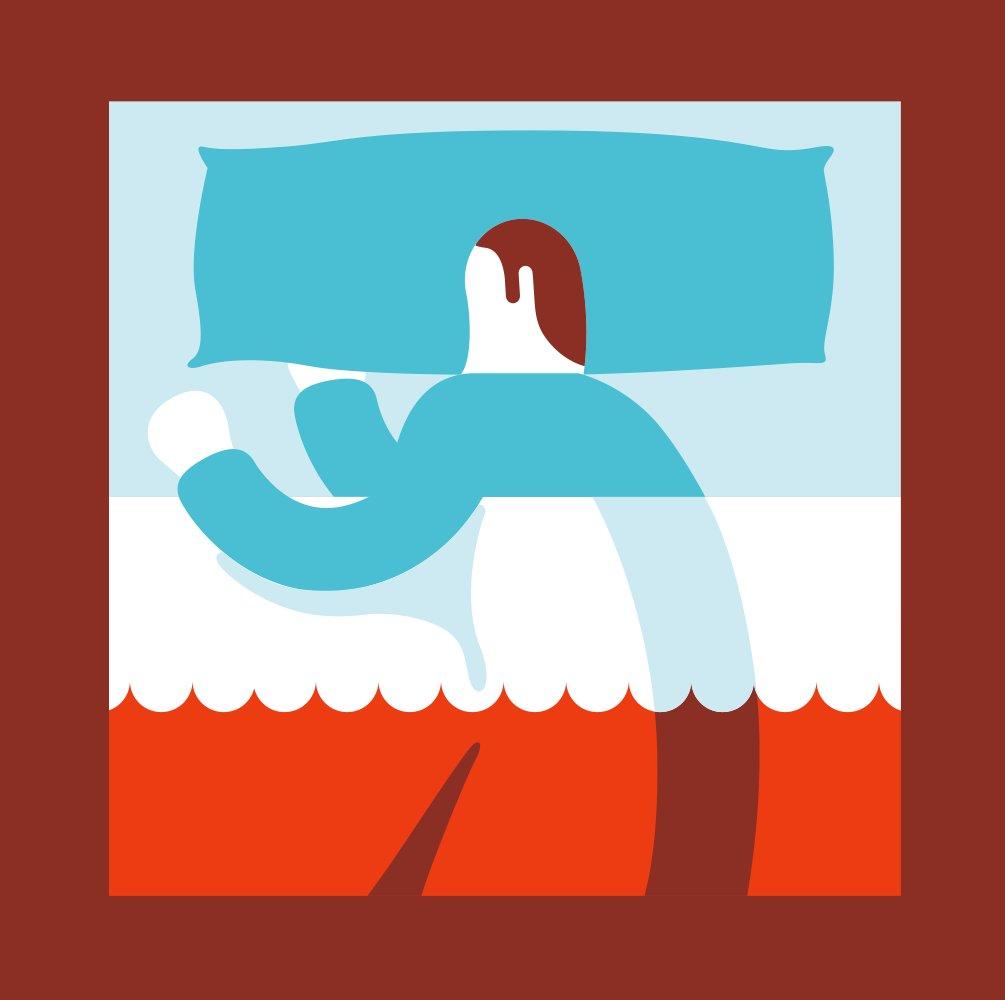que hacer para no dormir mucho