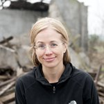 Image for the Tweet beginning: Three Skoll Awardees––@ElizabetHausler of @BuildChange,