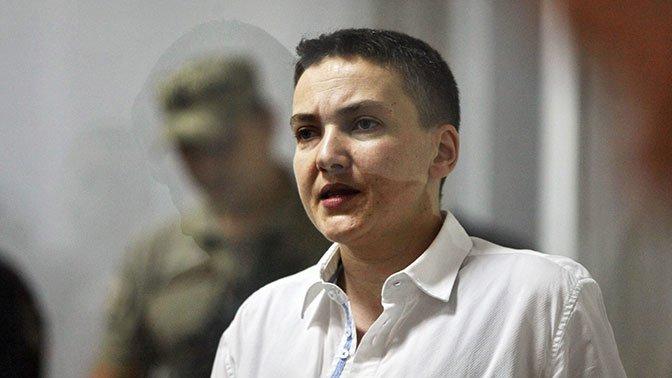 Савченко заявила, что ей необходима операция:  https://t.co/XsqehfA0Ut