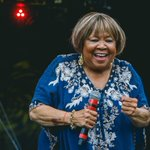 Image for the Tweet beginning: I want to be @mavisstaples when