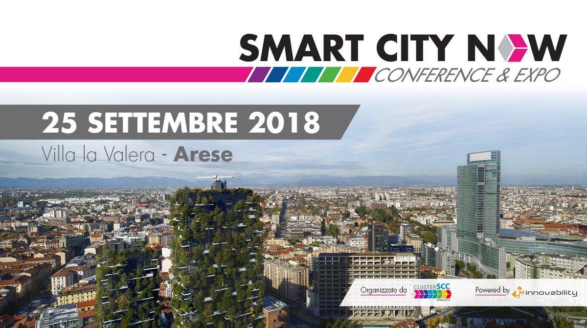 Grazie a tutti i nostri partner e partecipanti Speriamo che #SmartCityNow 2018 sia stata un\