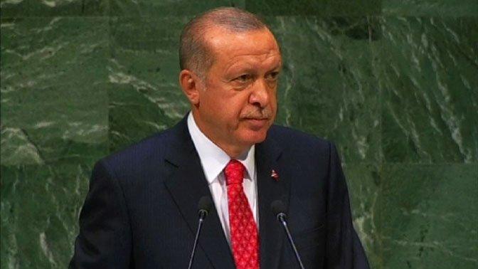 Эрдоган предложил реформировать ООН:  https://t.co/w3JTF31lYo