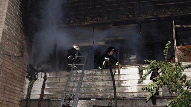 Следователи назвали вероятную причину пожара в многоэтажном доме в Саратове:  https://t.co/lOb9UI3QWT