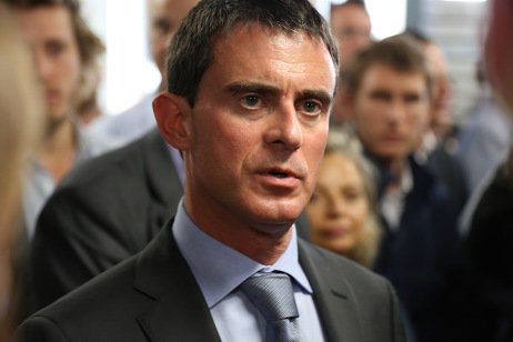 FLASH - Manuel Valls officialise sa candidature aux municipales à Barcelone. /agences