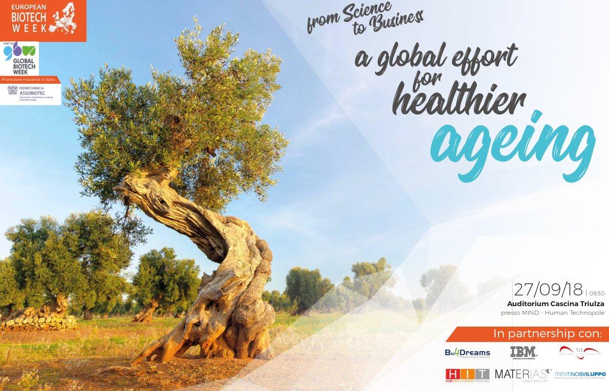 @Alnylam #Italia sarà presente all'#EBW2018 di #Milano. Un #healthier #aging è anche nostra responsabilità! Più si liberano #risorse in malattie prevenibili, più si può #innovare in malattie genetiche! Con @startup_italia @biotechweek  - Ukustom