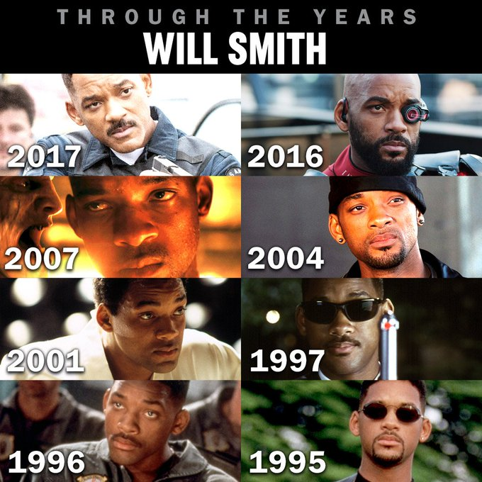 Happy 50th birthday to Will Smith! Which of his roles is your favorite?