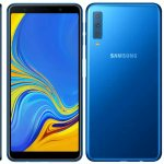 Samsung launched its 1st triple rear camera smartphone #A7 (2018) 24MP primary sensor f/1.7 aperture 8MP 120 degree wide angle lens 5MP f/2.2 depth sensor Starting ₹23,990