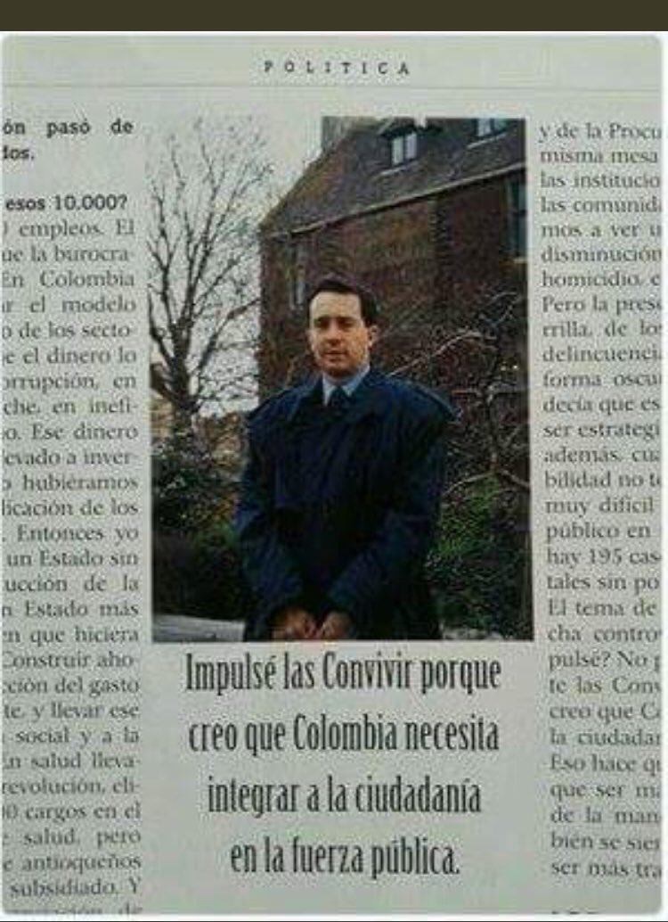 "Álvaro Uribe Vélez ar Twitter: ""Las Convivir Natalia Bedoya  https://t.co/e4bqQtmGau"""