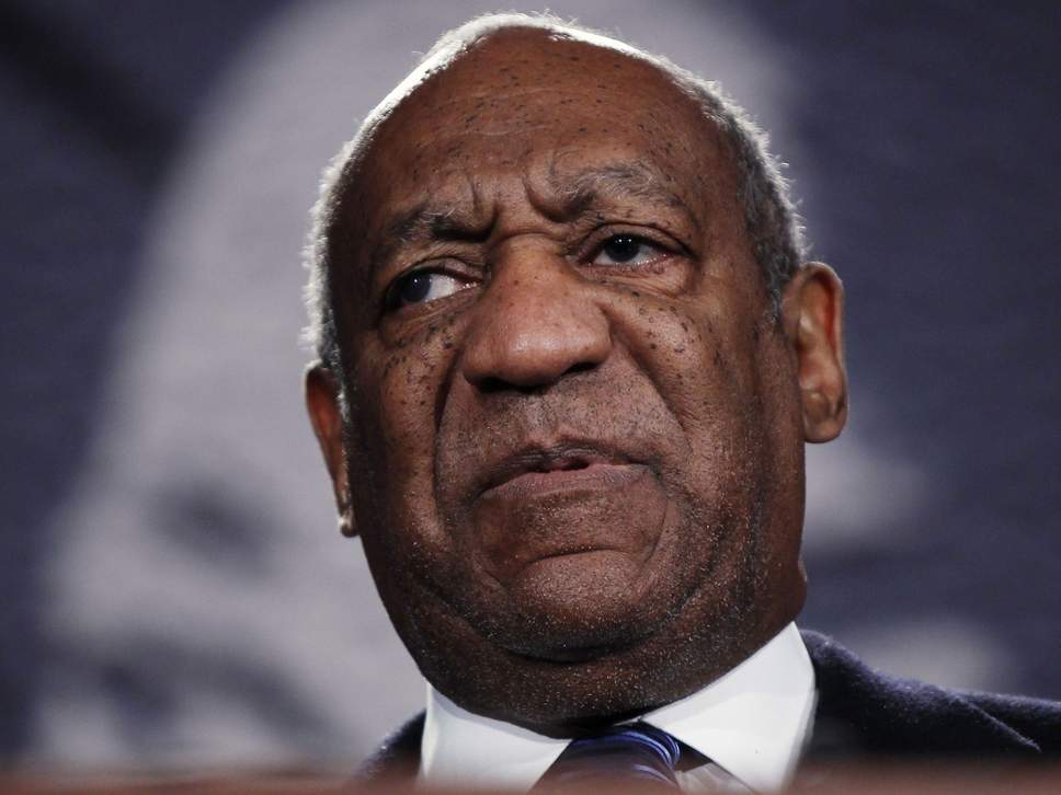 NORRISTOWN, Pa. (AP) — Bill Cosby, 81, is sentenced to three to 10 years in state prison for 2004 sexual assault.