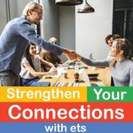 Image for the Tweet beginning: ets helps you build connections
