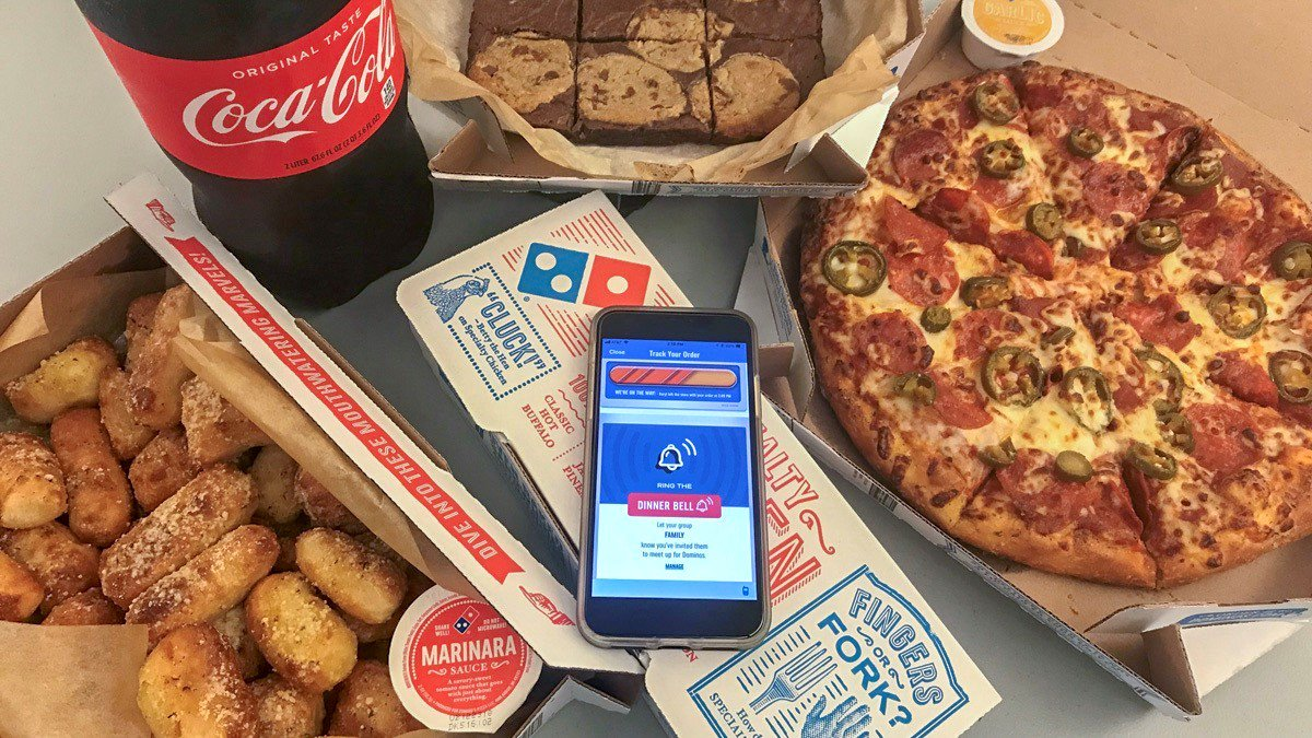Domino's Pizza on Twitter: