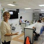 Image for the Tweet beginning: The @ELISMurcia Upper School Council