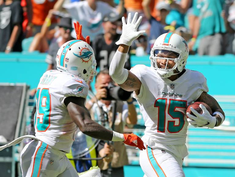 New from @ArmandoSalguero: Miami Dolphins coaches film: Things to clean up, things to celebrate.  https://t.co/735E9HiKlI