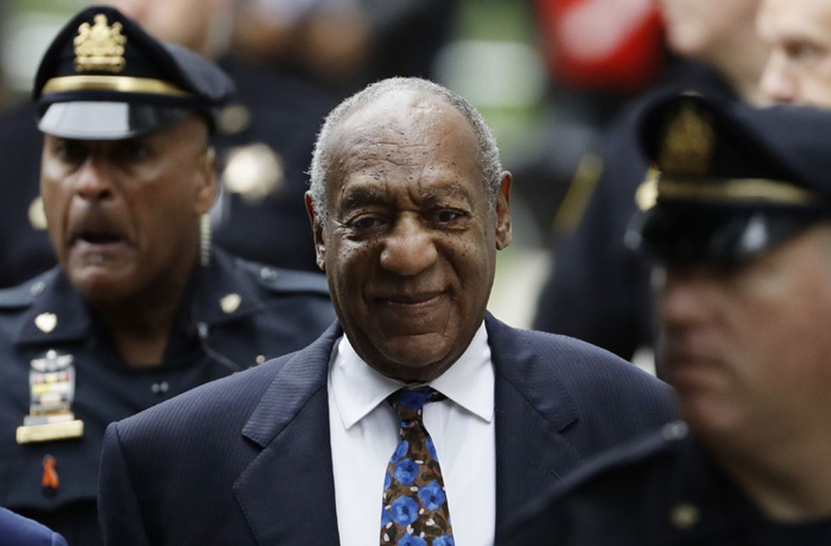 JUST IN: Bill Cosby sentenced to 3-10 years in state prison for sexual assault>>https://t.co/SbVgkJPnsU | #wmc5