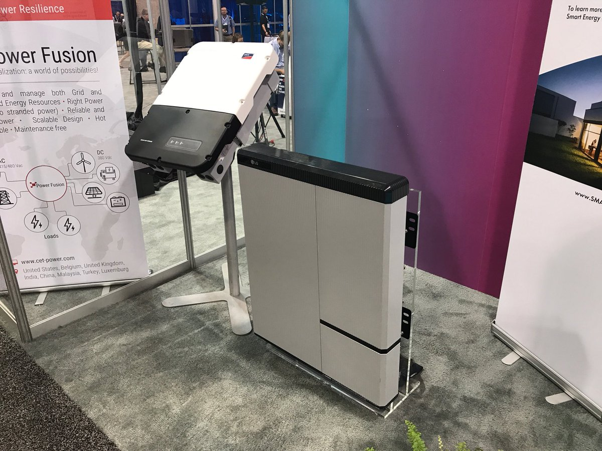 Good Energy Solutions is learning about the future of #Solar at the EXPO hall at #SPICON #solar #gosolar #batteries #energystorage #future  #topsolarcontractor #lowerenergycosts #cleanenergypic.twitter.com/8nhVTqfqx0